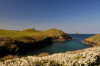 Natural Harbour at Port Quin